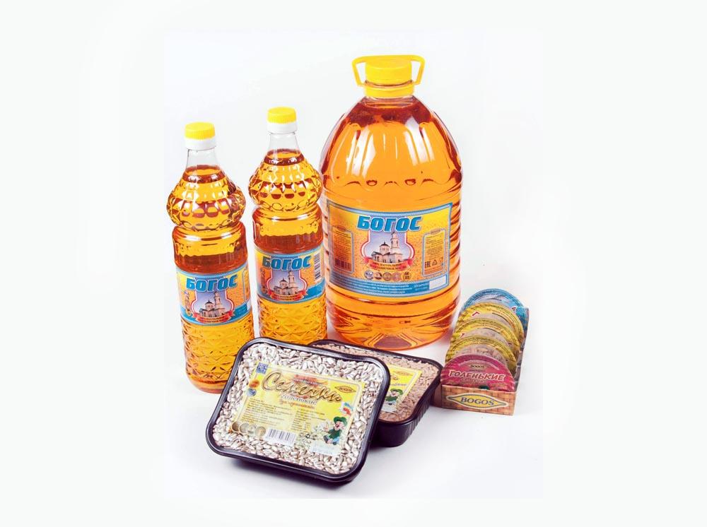 купить растительное масло оптом от производителя